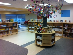 Our Primary Picture Book area