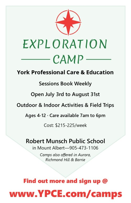Exploration Camp Mt Albert